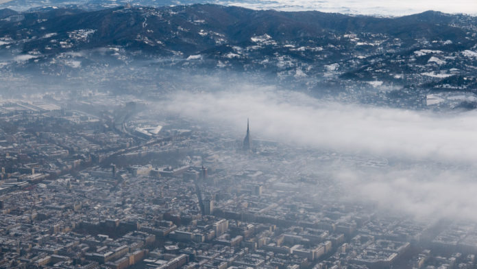 smog Piemonte pm10