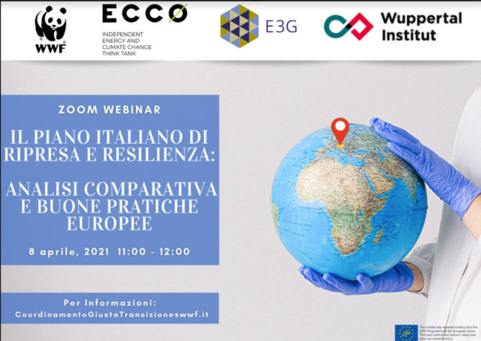 Il Piano Italiano di Ripresa e Resilienza: analisi comparativa e buone pratiche europee