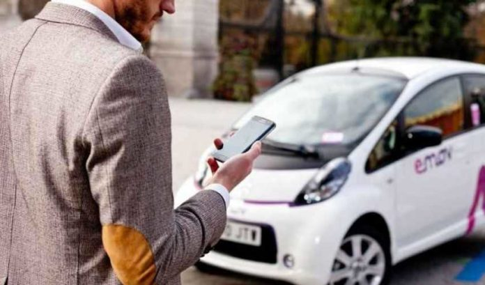 car sharing auro