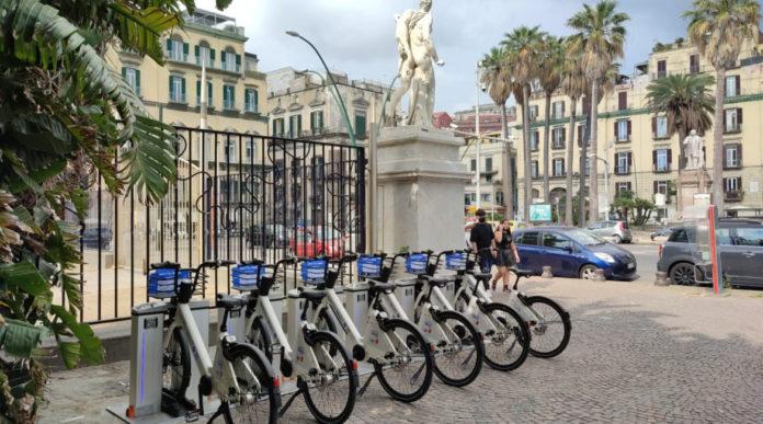 napoli bike sharing