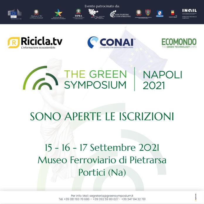 iscrizioni the green symposium